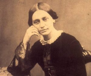 Caption: Clara Schumann, leaving men in her thrall since the age of 11.